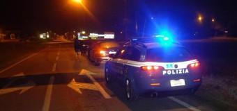 Roma: macchina fantasma terrorizza le strade della capitale nella notte