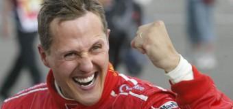Michael Schumacher si risveglia dal coma ma è convinto di essere Hitler