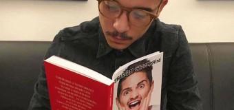 """Moreno apre il libro di Sebastian Gazzarini – """"Volevo vedere se funziona"""""""