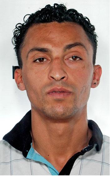 Spacciatore marocchino